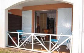 Biscarrosse Plage T2 cabine à 250 des plages