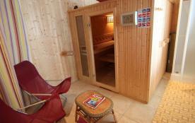 sauna à 750 m