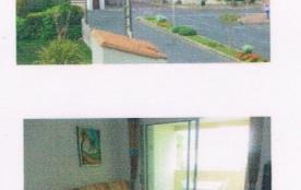 Bel Appartement T2 avec cabine à 300 m des plages