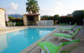 Villa avec piscine pour 10 personnes Corse du sud