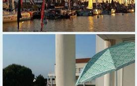 Ville du Vendée Globe-Très agréable T2-mer-lac-foret-pistes pédestres et cyclabl