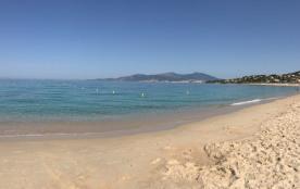Porticcio, plage d'Agosta Location Saisonnière T3 pour 4-6 personnes