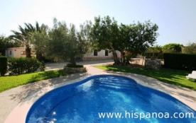 Location maison piscine à Ametlla de Mar - Proche mer et plage