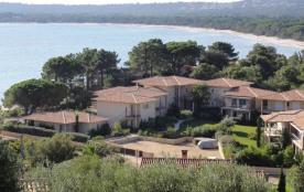 Appartement de standing à 70 m de la plage de Pinarello