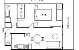 Appartement 2 pièces 5 personnes (23)