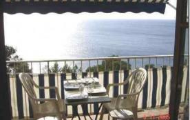 Duplex T3 55m² Vue mer panoramique Calanque d'Ensuès-la-redonne