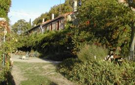"""gîte """"Le Podaire"""" au milieu des vignes"""