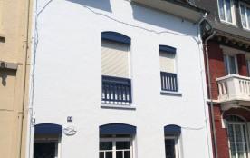 façade nord maison sur rue