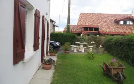 Appartement spacieux pour 4 personnes de 80 m² dans maison avec entrée indépendante et jardin privé