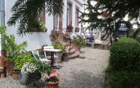 Belle Maison Fleurie au Coeur de l'Alsace