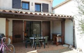 Les Hameaux de Camargue (H1), Avenue des Massoucles - Résidence sécurisée avec piscine, maison entièrement restauré e...
