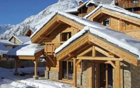 Chalet Prestige Lodge - Chalet 14 pers.
