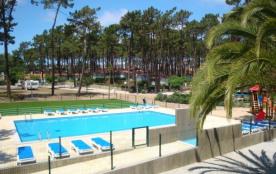 Camping Valado - Bungalow Mediterrâneo 5 personnes / 2 chambres