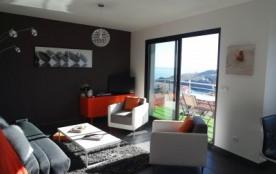 CASA PICASSO - Du style pour ce bel appartement à CERBERE, TERRASSE VUE MER PANORAMIQUE - 4 pers. - WIFI - Cerbère