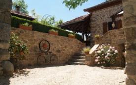 Gîte La Piera et Lou Garric en Aveyron - La Bastide L'Evêque