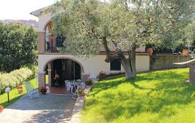 Appartement pour 3 personnes à Scarlino