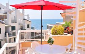 Austral, Austral - Petit appartement au bord de plage avec une belle vue sur la mer.