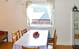 Maison pour 5 personnes à Vågland