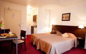 Adagio access Aparthotel Lille Vauban - Appartement Studio 2 personnes