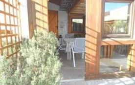 Résidence Lagunes du soleil - Pavillon studio mezzanine avec véranda.