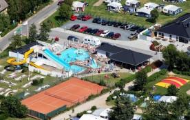 Skovlund Camping, 335 emplacements, 27 locatifs