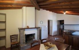 Appartement pour 3 personnes à Piegaro