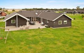Maison pour 10 personnes à Idestrup
