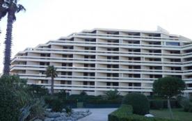 Résidence Grand Sud, deux pièces, rez-de-jardin, bâtiment B n°5 pour 4 personnes d'environ 31 m².