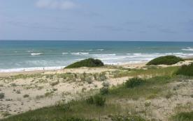 La plage du Penon à Seignosse-Océan