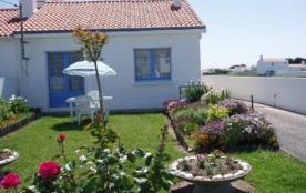 Maison NOIRMOUTIER EN L'ILE ville principale,classée  3 clévacances et meublé de tourisme wifi clos et calme