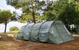 Camping Caravaning Fontaine Vieille, 664 emplacements, 50 locatifs