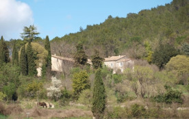 Gite rural Gard avec piscine Mas de Coste - Cannes-et-Clairan