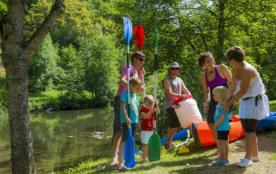 Camping La Boissière - Mh  2Ch 4pers - 3 Adultes max + 1 enfant (-14ans)
