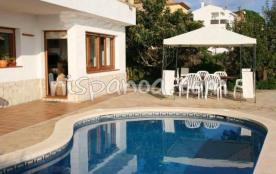 Location avec piscine privée sur la Costa