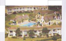 Appartement 2 pièces sur le golf de la Baule