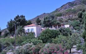 Jolie Villa,vue mer et montagne proche de St Florent haute Corse