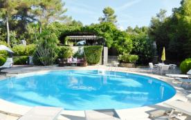 Villa méditerranéen,jardin,pisc priv,climatisée entre St Raphael/Cannes