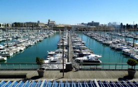 FR-1-350-27 - APPARTEMENT FACE AU PORT DE PLAISANCE