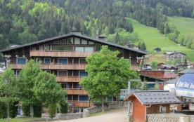 F3 - Appartement trois pièces de 65 m² environ avec très belle terrasse, vue sur les pistes et l'...