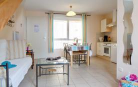 Studio avec mezzanine - 4 personnes - 40 m², Résidence de Vacances La Gabinière