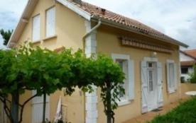 Capbreton - (40) - Quartier de la République - Appartement dans maison de 38 m² environ pour 4 pe...