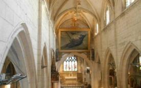 l'église du Tréport