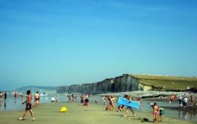 maison 4 pers a 150m plage, vue mer - Saint-Aubin-sur-Mer