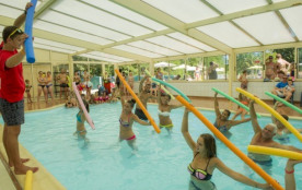 Camping le Clos Cottet 4* - MobilHome 6pers 3ch