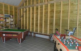 Studio pour 5 personnes à Quelneuc