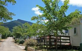 Camping Les Albères, 110 emplacements, 71 locatifs