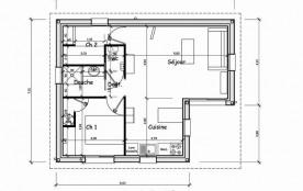 Maison - 4 personnes