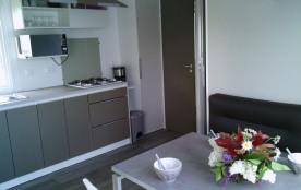 Loue mobil-home « l'avocette » 4-6 personnes 2 chambres.