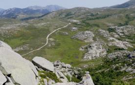 Plateau du Coscionu à Quenza à 1 heure