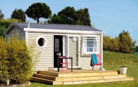 """Mobil-home Confort """"Escapade"""" / 1 - 3 personnes - climatisé - Pour profiter des joies du camping en bénéficiant d'un ..."""